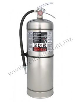 Extintor Portátil de Agua a Presión para fuegos clase A