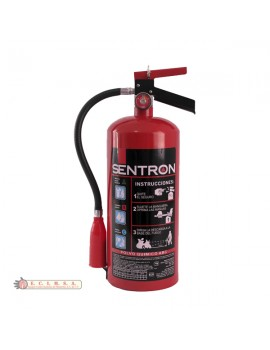 Extintor Portátil PQS ABC 4.5 Kg
